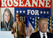 Having Once Jacked Up The NATIONAL ANTHEM, We Knew ROSEANNE BARR Wasn't Sh|t – Now Backs DONALD TRUMP