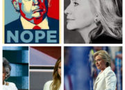 """The Reckoning of RODHAM: HILLARY CLINTON Dealt In – Former First Lady Makes History As First Woman U.S Presidential Nominee + Did JOYCE BEATTY Troll Melania's Dress + How JOE BIDEN is The Real """"Law & Order Candidate"""" (Currently)"""