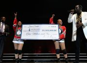 Diddy Drops Duckets On HOWARD U During BAD BOY Family Reunion Tour