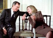 Former Republican President George H.W Bush Throws His Support Behind Hillary Clinton: Democratic Prospective President