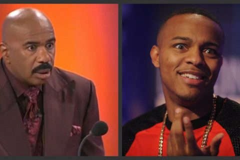 Opinion: Does STEVE HARVEY Have  Good Point? Is His Backstage Distance Dis A Safety Measure? + Is BOW WOW's Buffoonery Methodical Genius or Madness Unmasked?
